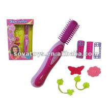 battery operated toy comb