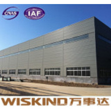 Export Industry Large Span Frame Steel Structure Building