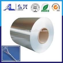 Folha de cabo de alumínio