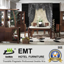 Excelente muebles de madera clásico de la sala de estar (JA-C-1004)