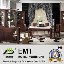 Excellent mobilier classique de salon en bois (JA-C-1004)