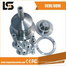 Piezas que trabajan a máquina del CNC de la precisión del OEM con el material del acero de carbono del metal