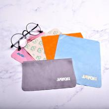 Coustomize Microfibre Cloth for Eyeglasses