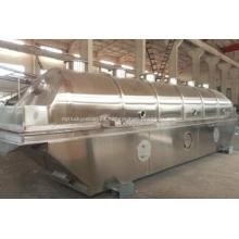 Máquina de secado de lecho fluido para harina de soja