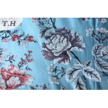 2016 Floral Sofa Fabric luxe et beau tissu jacquard