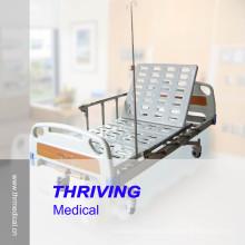 Cama de paciente manual económica de 2 funciones médicas (THR-MB248)