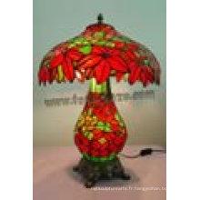 Décoration intérieure Tiffany lampe Lampe de table T16315b