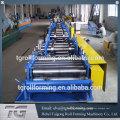 Automatische Hochgeschwindigkeits-CZ-Pfirsich-Rollenformmaschine für C-Pflaumen-Stahlstruktur