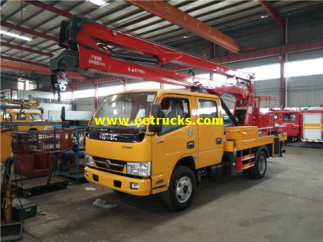 Dongfeng 13.5m Aerial Bucket Trucks