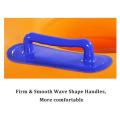 Tubo deslizante inflable duradero para parque acuático de 1/2/3 personas