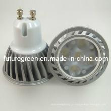 Spotlight lâmpadas com 5LEDs GU10