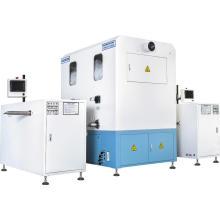 Maquinaria de llenado de fibra automática