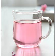 Taza de té Taza de vidrio Taza de agua (350ml)
