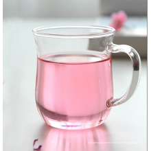 Tasse à thé Tasse en verre Tasse à eau (350 ml)