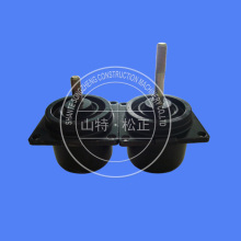 Komatsu excavator PC220-7 cabin mounting cushion 20Y-54-65810  20Y-54-65820