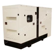 20kVA ~ 150kVA Generador de motor diesel silencioso con motor Perkins