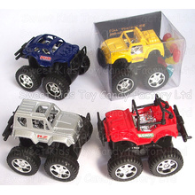 Safari Car Toy Candy (100903)