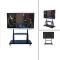 86 Inches Smart LED Panel With Mobile Stand