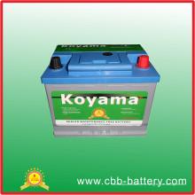 Caja de diseño coreano DIN45mf Car Battery