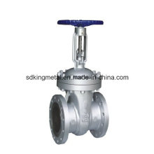 600lbs Cast Steel Screwed End Gate Valve