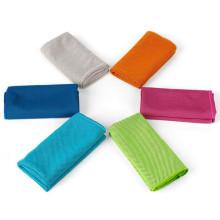 Суперпоглощающие микроволоконные спортивные полотенца
