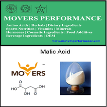 Supply Amino Acids Food Grade Malic Acid