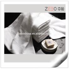 Meilleur logo personnalisé de qualité Ensembles de serviettes écologiques en coton égyptien