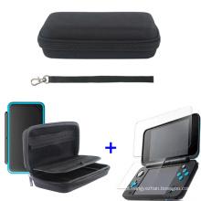 Para Nintendo Novo 2DS LL / XL Game Console Bolsa de armazenamento de viagem Nylon Hard Carrying Case Cover Handle Bag
