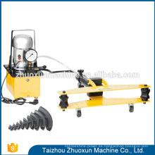 NUEVA máquina dobladora hidráulica del arco de la máquina de la flexión de la barra plana 4