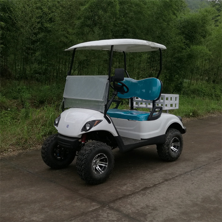Used Gas Golf Carts