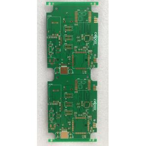 4 layer FR4 1.6mm HDI ENIG  PCB