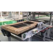 Wood/floor packing machine timber wood baler