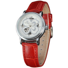Mineral Glass Wrist Girls Watches Custom Logo