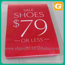 Best selling products OEM logotipo impresso pvc banner cartaz de vinil