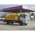 Dongfeng Sewer Cleaning Vacuum Tank Mengisap Truck