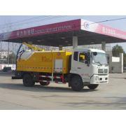 Dongfeng hệ thống thoát nước làm sạch xe tăng chân không Sucking Truck