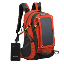 ECEEN 6.5W Sunpower Nylon Solar Hiking Bag Pack