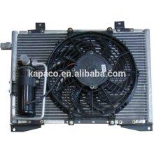 Quality Aluminium Auto Condenser For MITSUBISHI L200 PROJERO SPORT Pickup