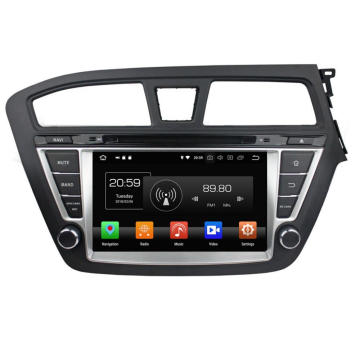 Autoradio GPS Navigation Head Unit för I20 2014-2015