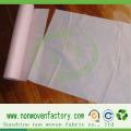 Nonwoven -Spunbond 100% polipropileno perforado