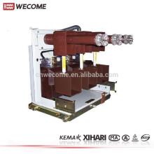 KEMA Testified Medium Voltage Switchgear Carrinho de mão de desconexão de 12KV