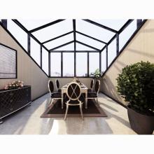 East Standard 10 years warranty aluminum frame winter green house sunroom
