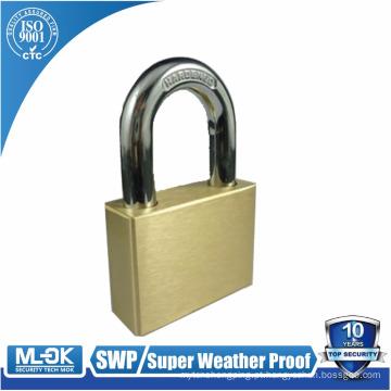 MOK @ W101 / 50 fechadura de segurança em latão de segurança