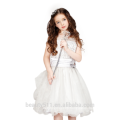 baby girl frill dress scoop neckline sleeveless sexies girls in hot night dress ED791