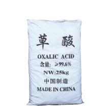 White powder resistance reducing agent bleaching lotion oxalic acid rust