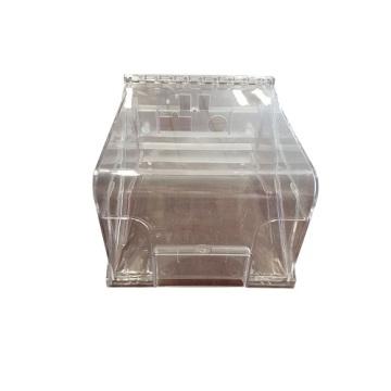 Präzisions-Kunststoff-Transparentbox-Formverarbeitung
