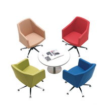 cheap cafe chair leisure chair swivel chair