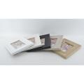 MDF Papierverpackungsrahmen mit Holzfarbe