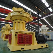 1t / H Ring Die Pellet Mill, máquina de pellets con certificado CE (ZLG560)