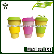 Tazas de café especiales biodegradables